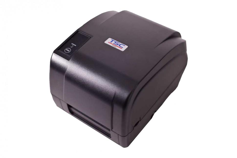 Принтер этикеток TSC TDP-244 (темный) PSUT (с отделителем)